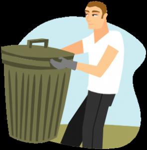 picto-poubelle